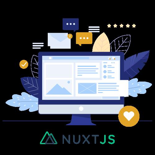 Hire NuxtJS Developers