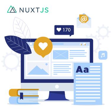 Nuxt JS Development Services