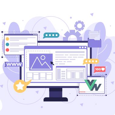 Vue JS Development Services