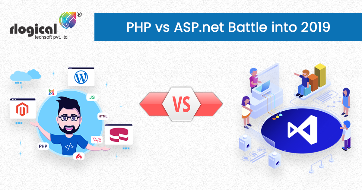 PHP vs ASP.net Battle into 2019 – What does future behold?