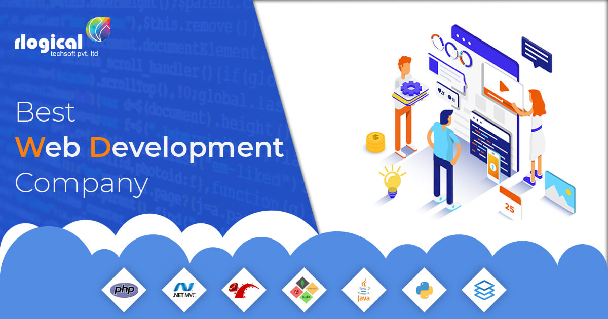 Rlogical – Best Web Development Company in India