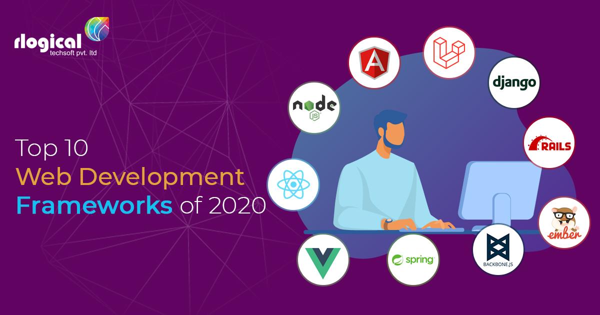 Top 10 Web Development Frameworks of 2020
