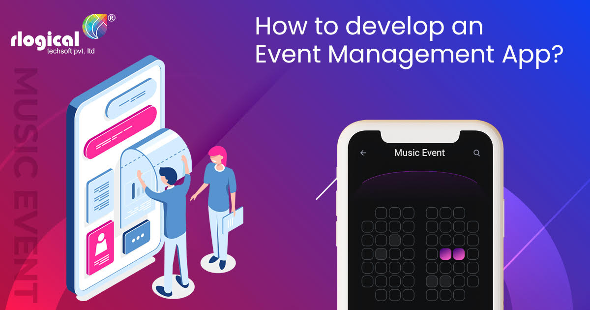 How to Develop an Event Management App?