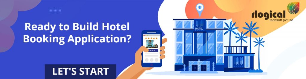 Build Hotel Booking App Development - Rlogical Techsoft