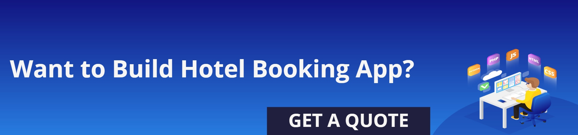 Hotel Booking App Development cost
