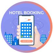 How much does a mobile app development company cost for a hotel booking app?