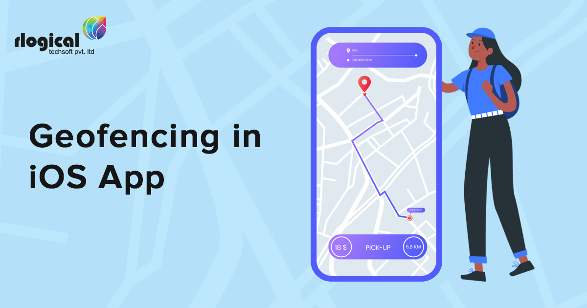 How to integrate Geofencing in an iOS App?