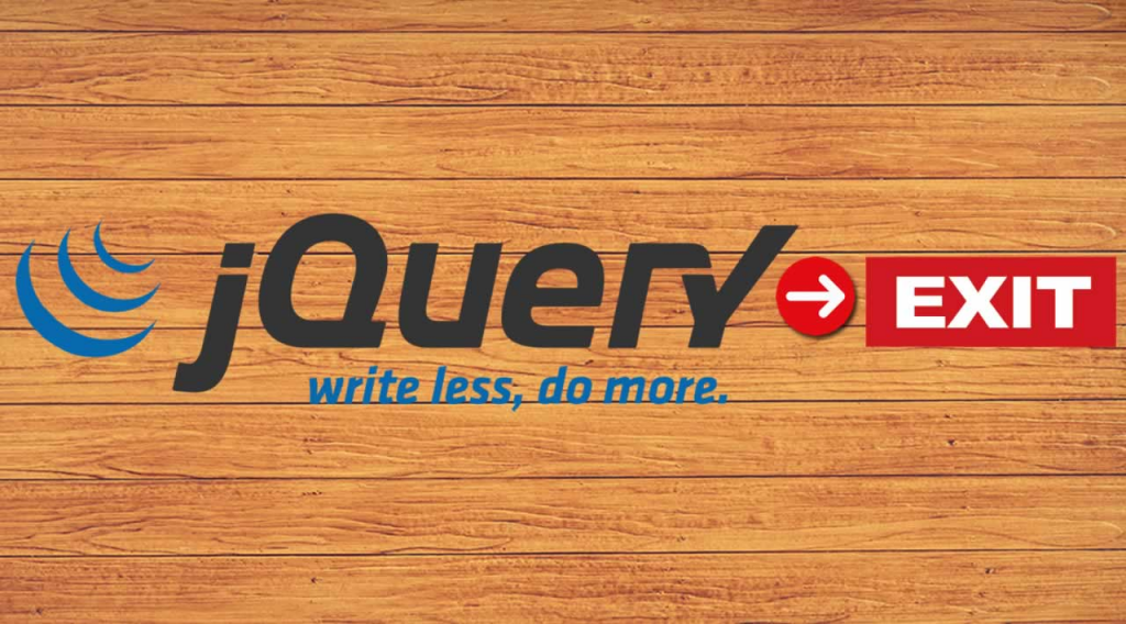 Good by jQuery