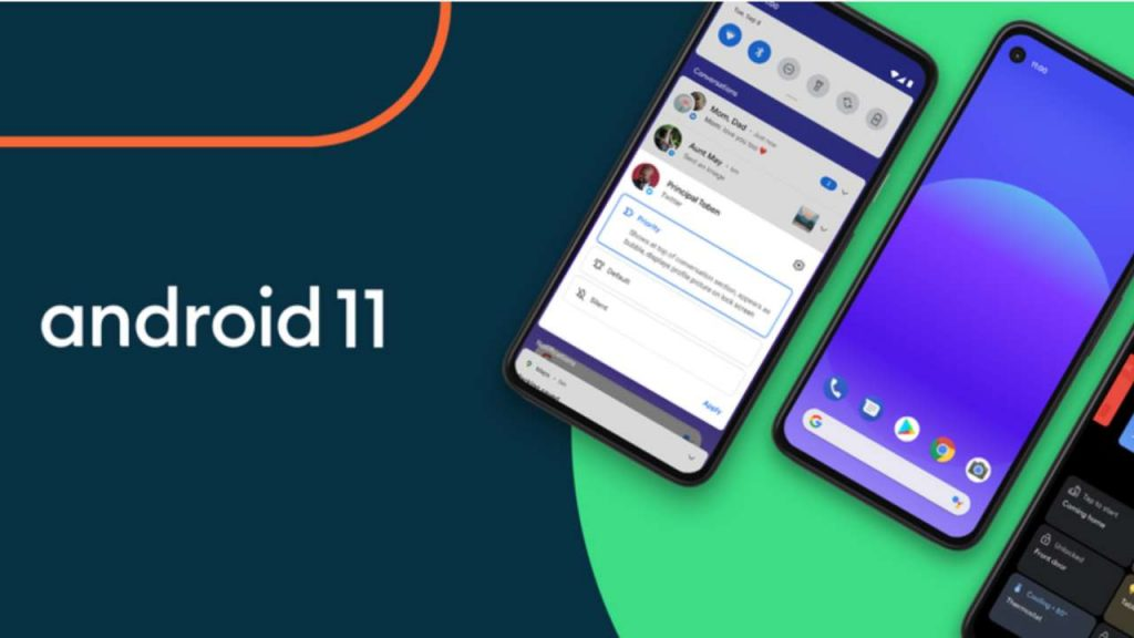 Android 11 Update with New Features