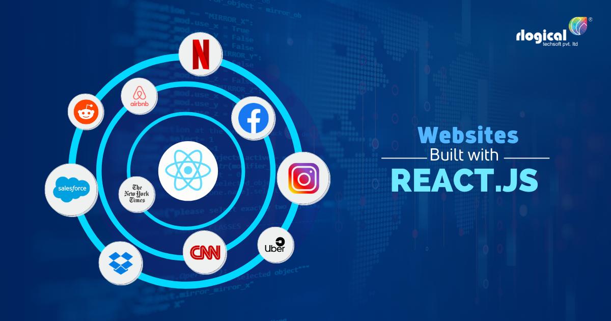 Best 9 Examples of Websites Built with ReactJs