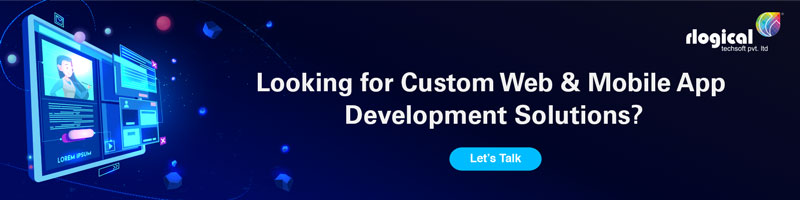 looking for custom web & mobile app development solutions?