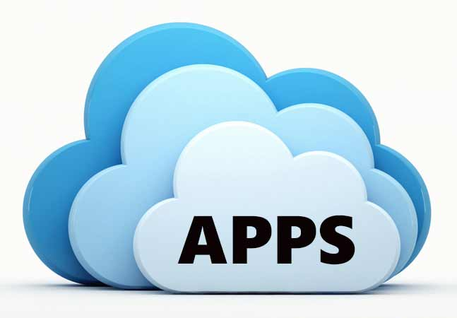 cloud apps development