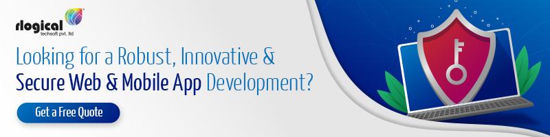 Looking for Build Web App Development - Rlogical Techsoft