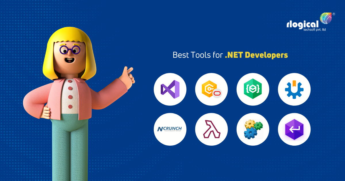 8 Best Tools for .NET Developers
