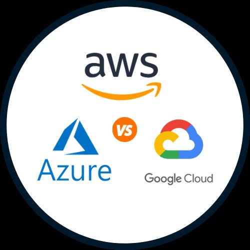 AWS vs. Azure vs. Google Cloud