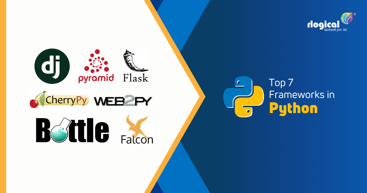 What Are the Top 7 Frameworks in Python?