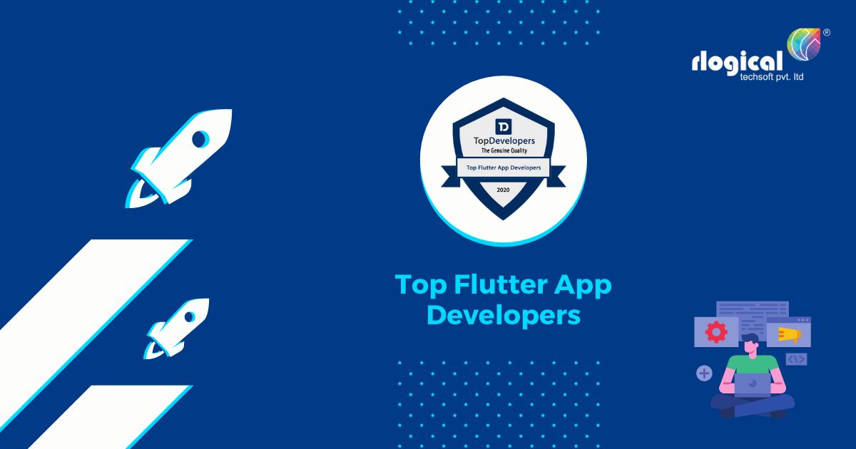 What makes Rlogical the best Flutter App Developer?