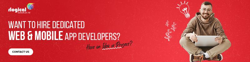 Hire Vue.js developers | Rlogical Techsoft