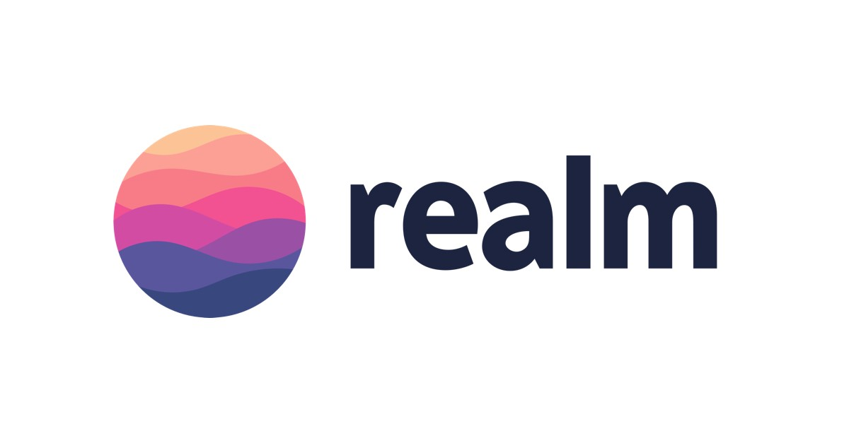 Realm React Native Mobile App Development Database