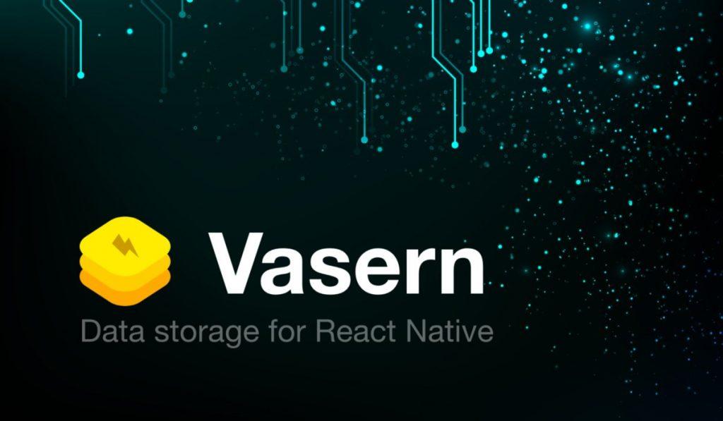 Vasern React Native Database