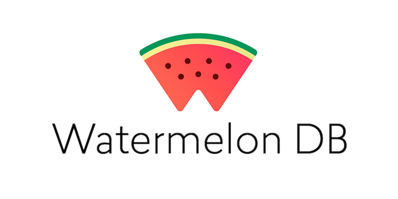 WatermelonDB React Native App Database
