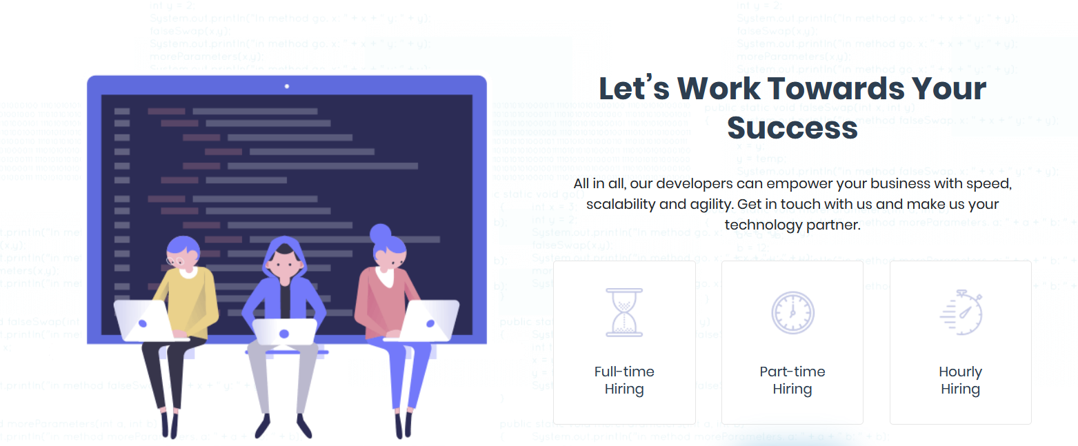 Rlogical -Hire Dedicated Developers