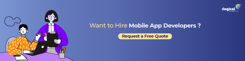 Want to hire Mobile App Developers
