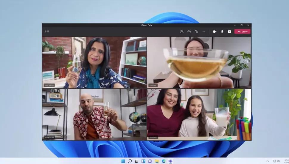 Windows 11: Teams integration