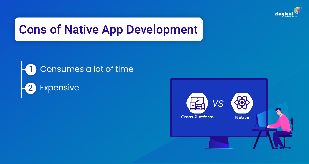 Cons of Native app Development