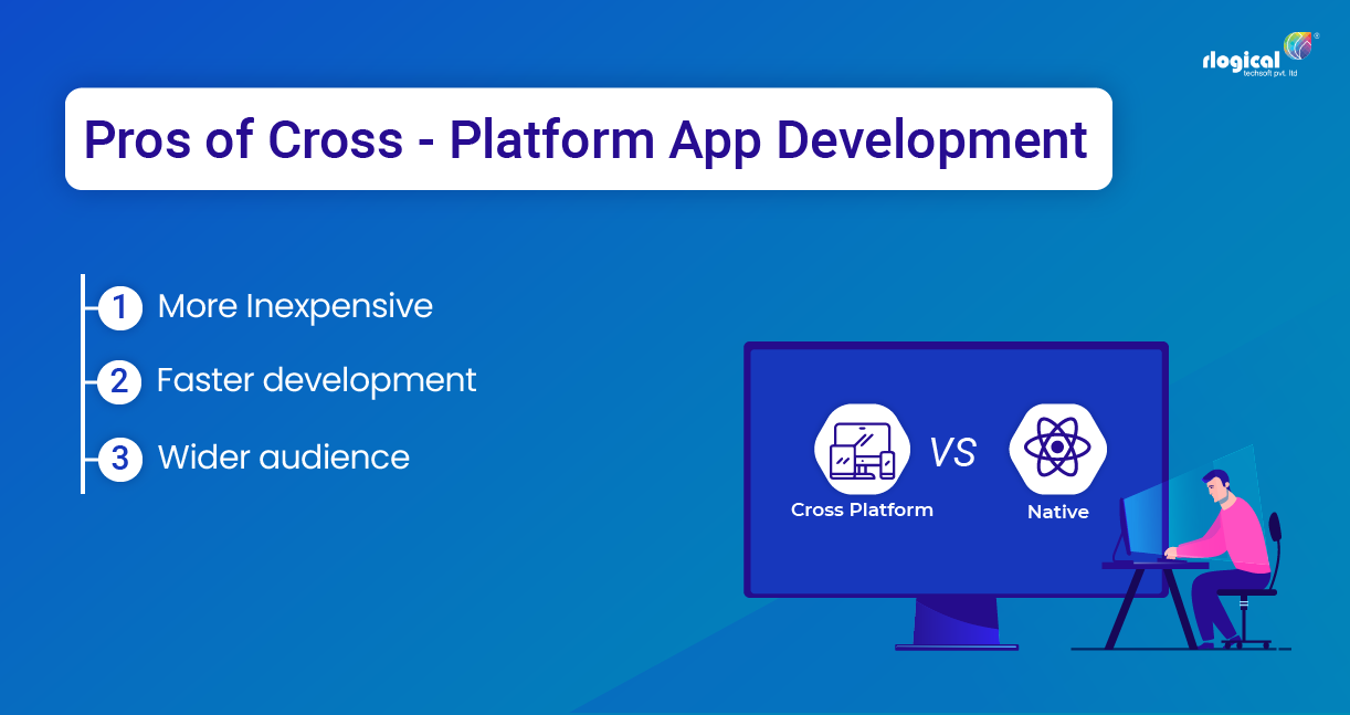 Pros of Cross-Platform App Development